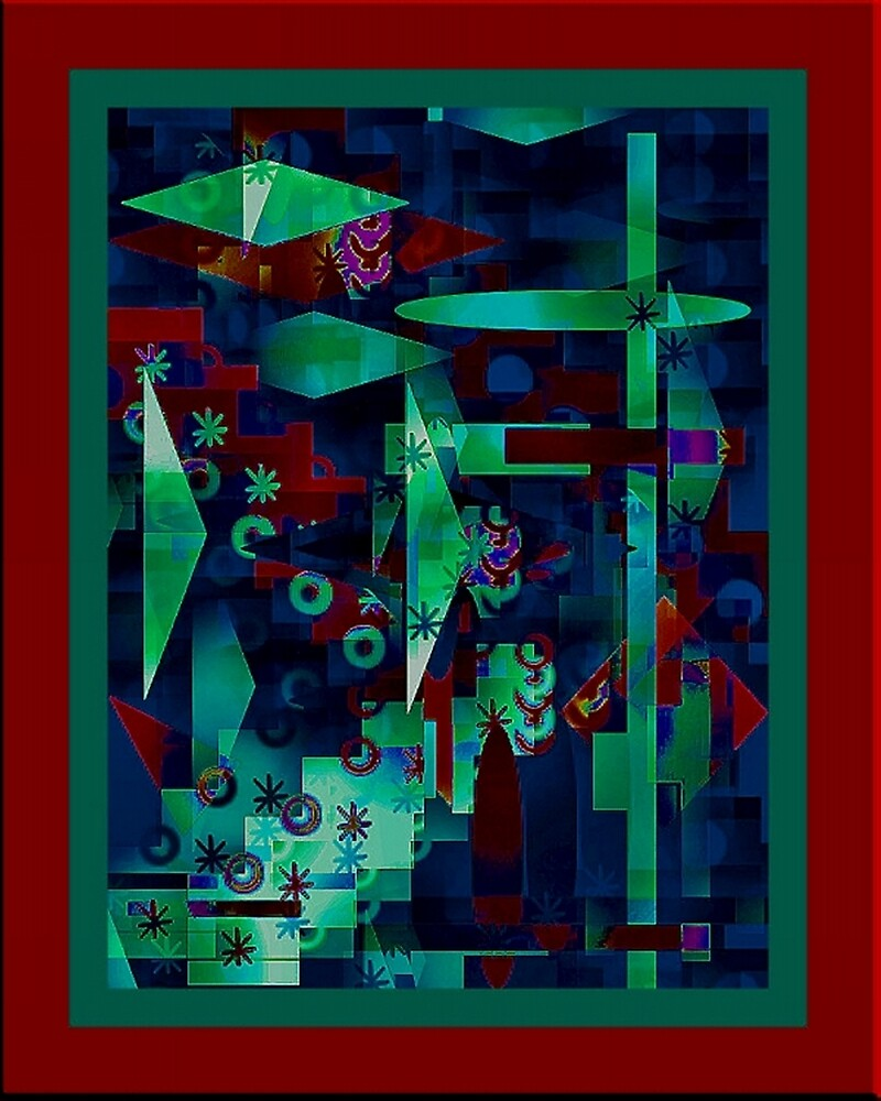 Abstract Dream Two by angelheart