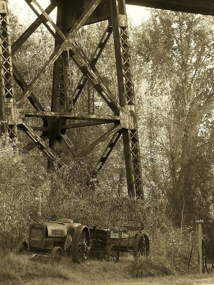 Railroad by Kristie King