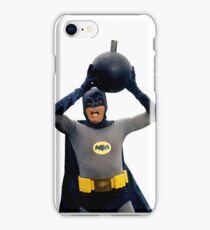 adam west legend 10 iPhone Case/Skin