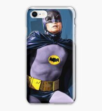 adam west legend 12 iPhone Case/Skin