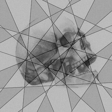 Skull Sketch by maxrhys