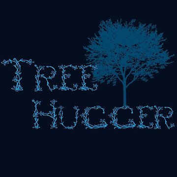 TreeHugger tee w/ tree by 321Outright