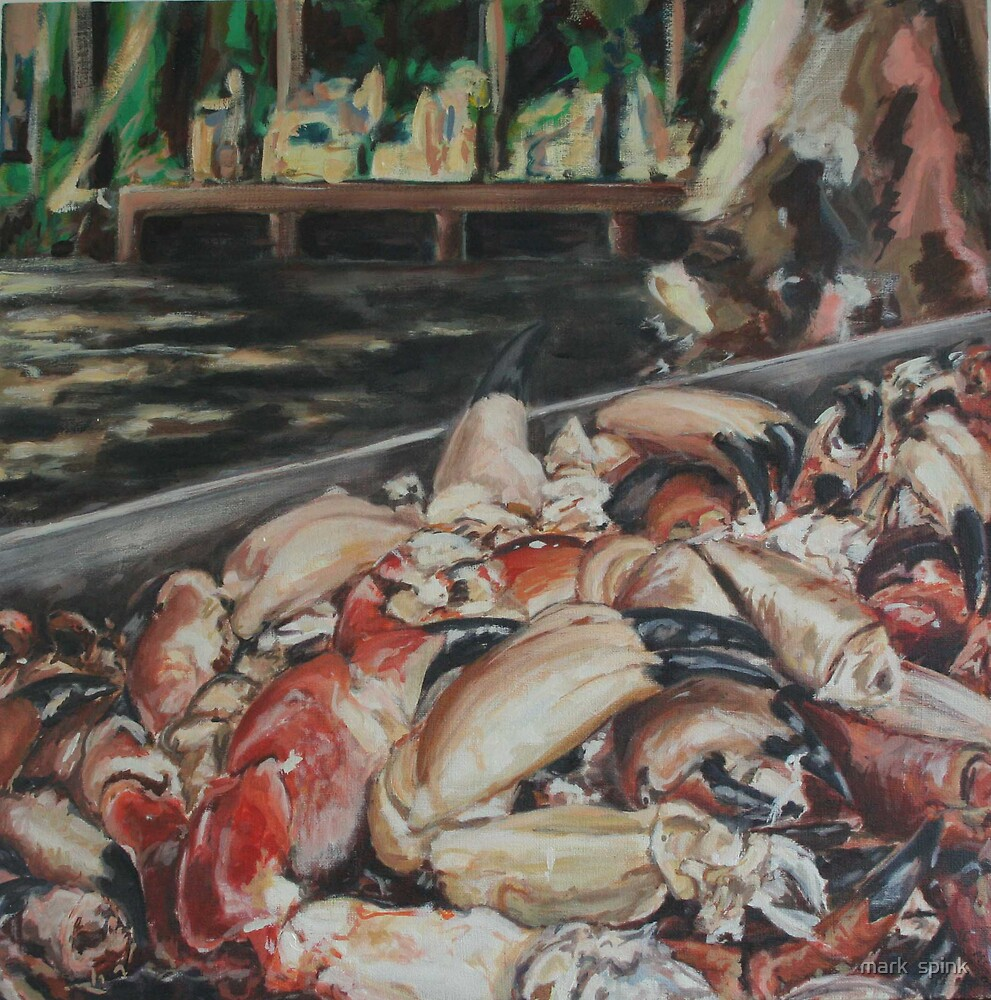 crabsticks 2 by mark  spink