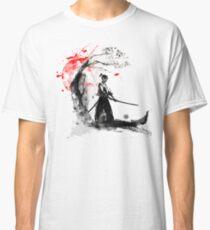 Japanische Samurai Classic T-Shirt