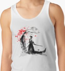 Japanese Samurai Men's Tank Top