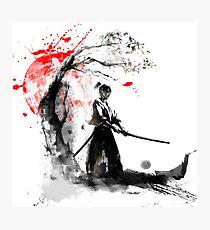 Japanese Samurai Photographic Print