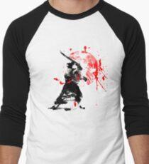 Japanese Samurai Men's Baseball ¾ T-Shirt
