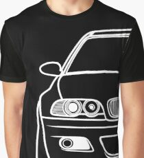 simple 03 m3 - white Graphic T-Shirt