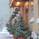 Hotel Doorway, Upper City by APhillips