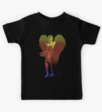 Creepy The Thief of Heart (Colorful Version) Kids Tee