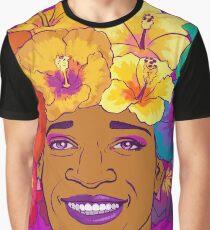 Camiseta gráfica Marsha Johnson - Héroe e icono