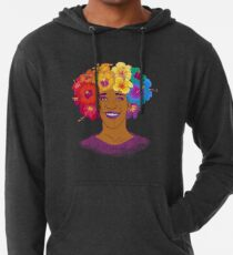 Marsha Johnson - Hero and Icon Lightweight Hoodie