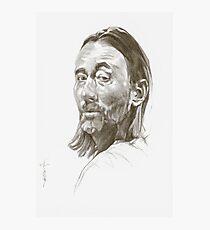 Thom Yorke. Radiohead. Daydreaming Photographic Print