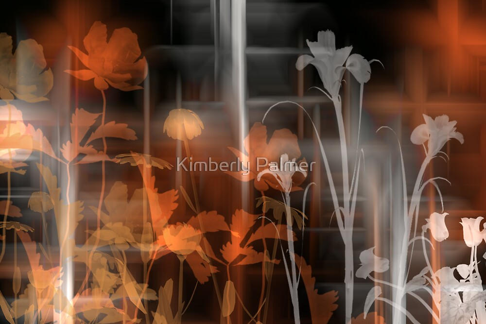 Flower Art by Kimberly Palmer