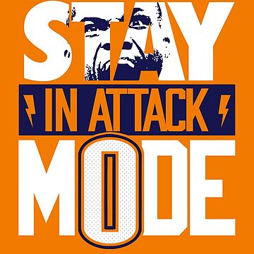 Stay In Attack Mode by Victorious