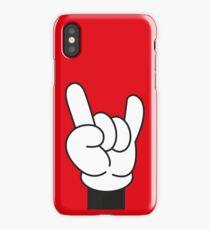 Metal Mickey iPhone Case/Skin