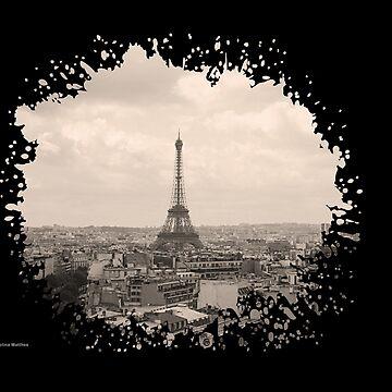 Paris by CarolinaMatthes