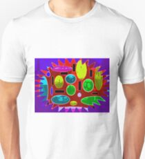 A blend of pictures ... Unisex T-Shirt