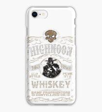 Gunslinger Whiskey CO iPhone Case/Skin
