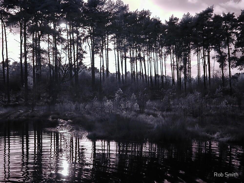 Black Lake IR by Rob Smith