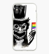 Babadook iPhone Case