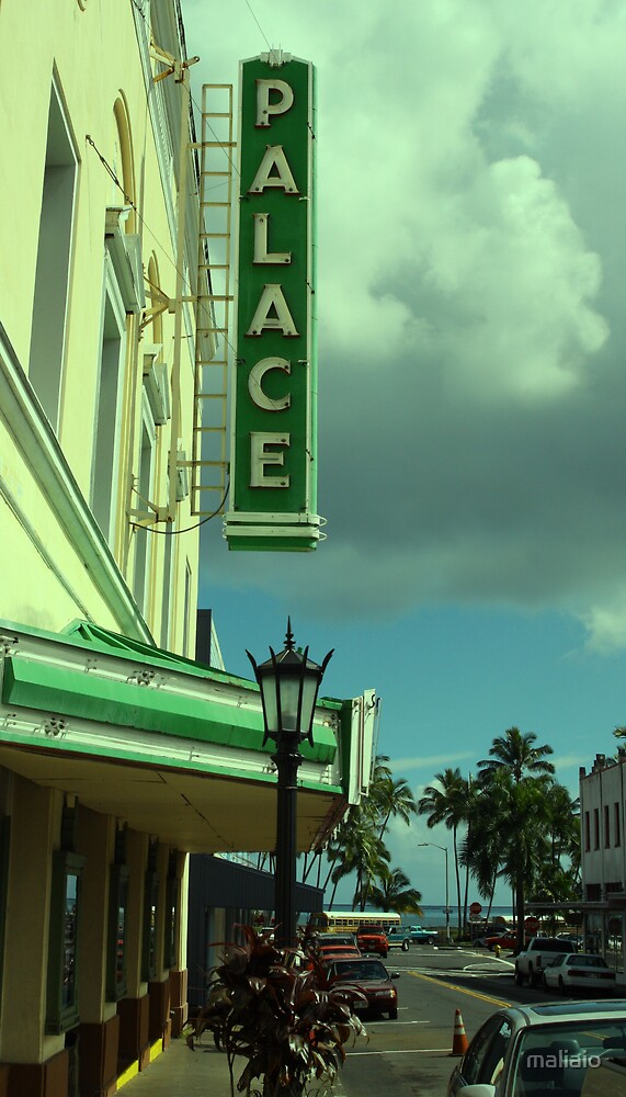 The Palace Theater by maliaio