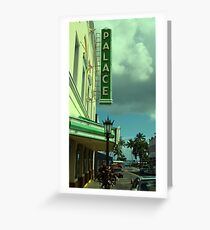 The Palace Theater Greeting Card