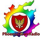 Phoenix Down Radio Logo by PhxDnRadio