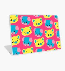 Kitsch Kitties and Puppies Laptop Skin