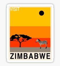 Zimbabwe (v1) Sticker