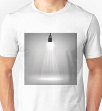 spotlight background Unisex T-Shirt