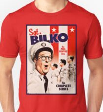 Sgt Bilko, The Phil Silvers Show T-Shirt