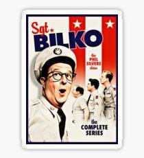 Sgt Bilko, The Phil Silvers Show Sticker