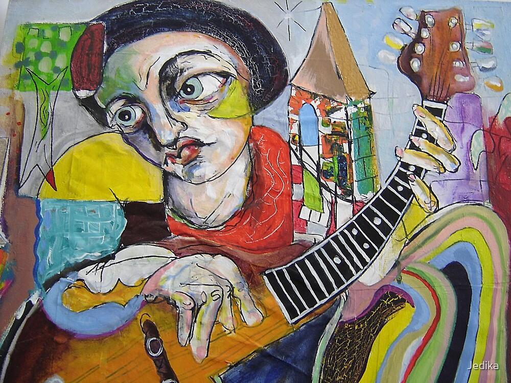 Musician by Jedika