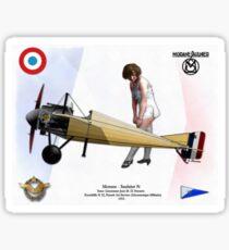 Morane - Saulnier N Sticker