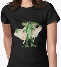 Gremlin Flasher Women's Fitted T-Shirt