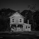 Abounded House - Railroad Avenue   Center Moriches, New York by © Sophie W. Smith