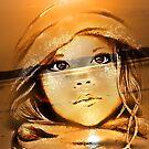 « Oélie en Camargue » par Marianne Sol'So