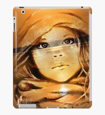Oelie in the Camargue iPad Case/Skin