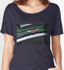 The art of the car: Austin Healey Mk. III (1964) > Women's Relaxed Fit T-Shirt