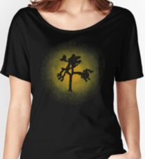 Joshua Tree Gold 30th Women's Relaxed Fit T-Shirt