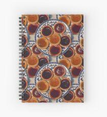 Jam Tarts Forever Spiral Notebook