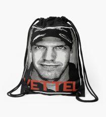 Sebastian Vettel Drawstring Bag
