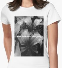 Harry Styles - Zwei Geister Lyrics Tailliertes T-Shirt