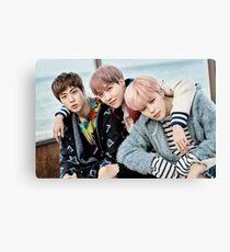 BTS Canvas Print