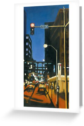 The Intersection (9th and Locust) by Robert Reeves
