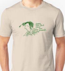 'Dreamy Miller Shirt wearer from Brunswick' Unisex T-Shirt