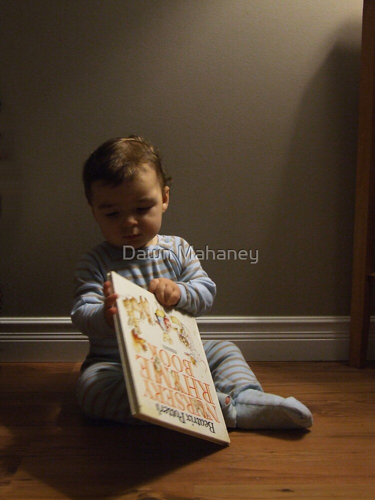Quiet Reading by Dawn Mahaney