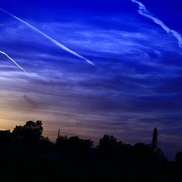 Blue Sky by Sumfellanamerya