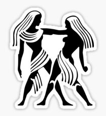 Gemini Sticker